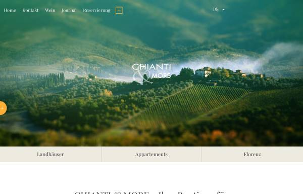 Vorschau von www.chianti-and-more.com, Chianti & More