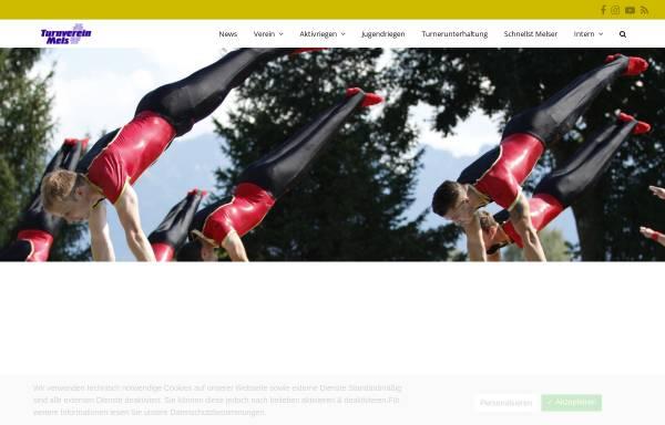 Vorschau von www.tvmels.ch, TV Mels