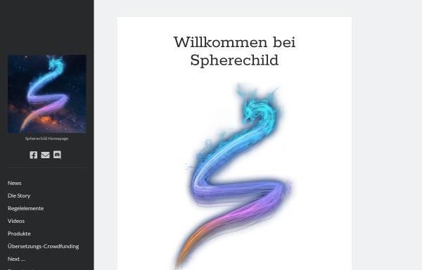 Vorschau von www.spherechild.de, Spherechild