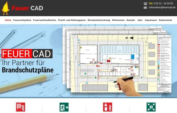 Vorschau von www.feuercad.de, Feuer CAD