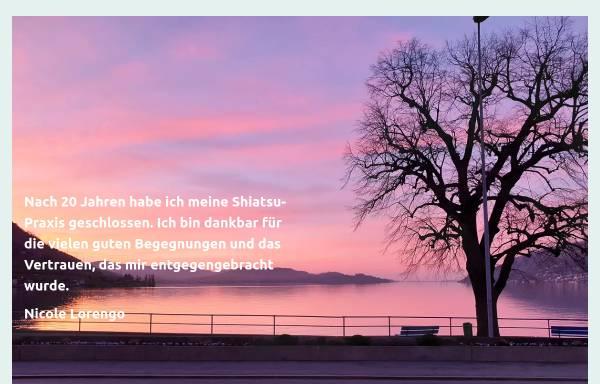 Vorschau von www.lorengo.ch, Shiatsu Praxis Lorengo