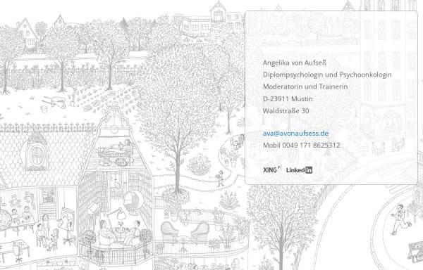 Vorschau von www.avonaufsess.de, Angelika von Aufseß - Kommunikation, Kreativität, Innovation