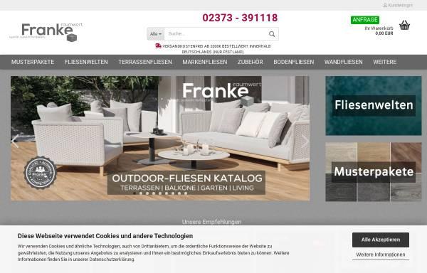 beautiful fliesen franke menden photos kosherelsalvador. Black Bedroom Furniture Sets. Home Design Ideas