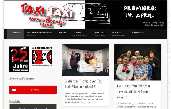 Vorschau von www.rampenlicht-lueneburg.de, Lüneburg, Rampenlicht, Amateurtheater