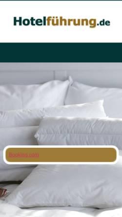 Vorschau der mobilen Webseite www.hotelinfodienst.de, Hotel-Informations-Dienst (H-I-D)