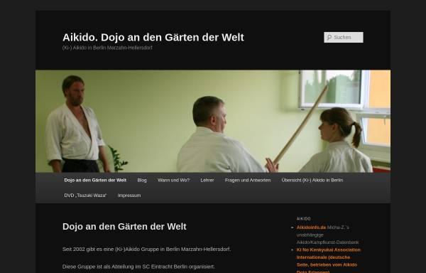 Vorschau von www.fiedermann.de, Ki-Aikido in Berlin-Marzahn-Hellersdorf