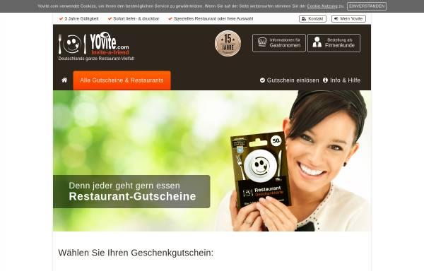 Vorschau von www.yovite.com, Yovite, Maik Graf