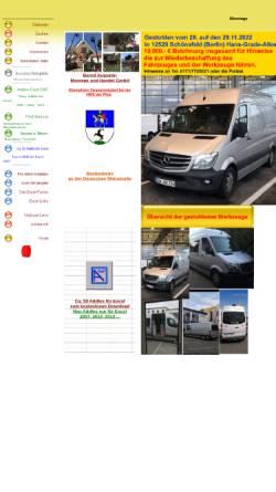 Vorschau der mobilen Webseite www.excel-addins.de, Excel Add-Ins
