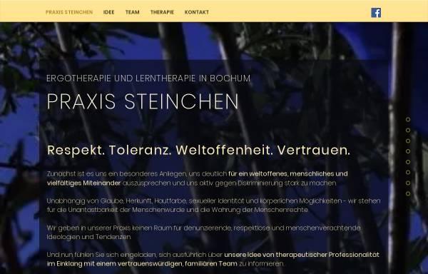 Vorschau von www.et-steinchen.de, Praxis für Ergotherapie Thomas Steinchen