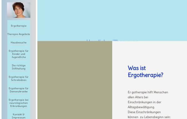 Vorschau von ergotherapie-biegner.de, Praxis für Ergotherapie Martina Biegner