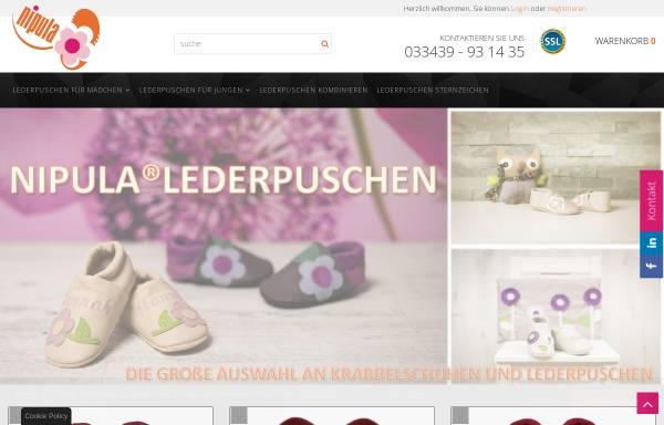 Vorschau von www.nipula.de, Nipula, Nicole Reuschel