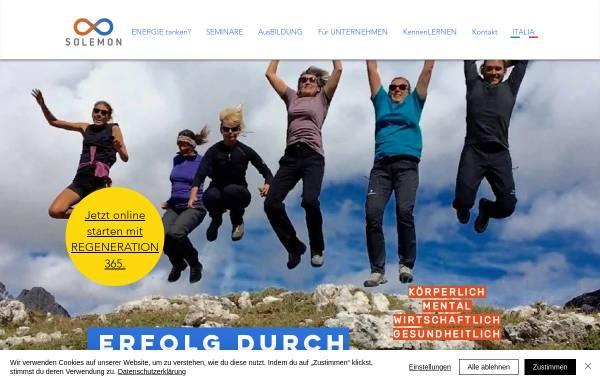 Vorschau von www.be-in-motion.eu, be in motion GmbH - Susanne Friedrichs