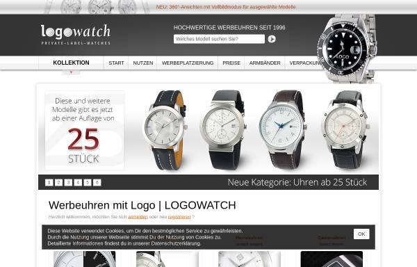 Vorschau von www.logowatch.de, Rüdiger Gloth Trend GmbH