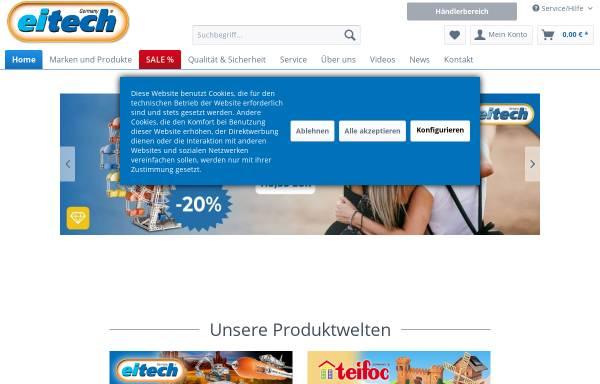 Vorschau von www.eitech.de, Eitech GmbH