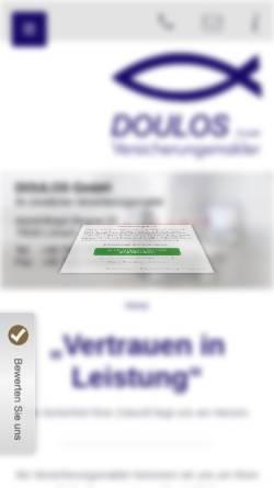 Vorschau der mobilen Webseite www.doulos-direkt.de, Doulos GmbH