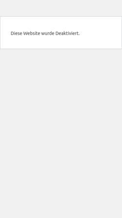 Vorschau der mobilen Webseite www.wielandt.de, Werner Wielandt Wirtschaftsdienste