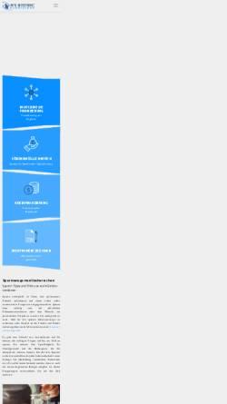 Vorschau der mobilen Webseite www.info-investmentvergleiche.de, Key Compare