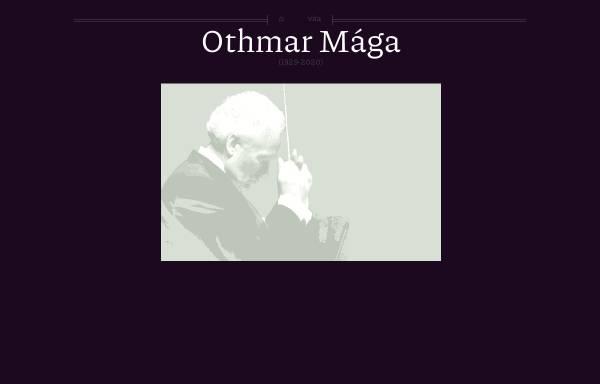 Vorschau von www.othmar-maga.de, Mága, Othmar