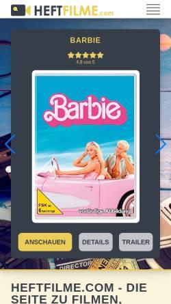Vorschau der mobilen Webseite berliner-alv.de, Arbeitslosenverband Deutschland Landesverband Berlin e.V.