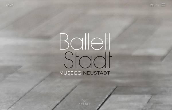 Vorschau von www.ballettluzern.ch, Dance Art Studio Ballettschule Luzern