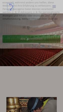 Vorschau der mobilen Webseite www.restaurierungsberatung.de, Götz, Kornelius