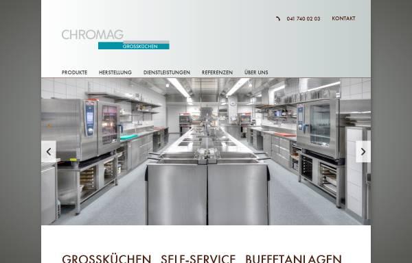 Vorschau von www.chromag.ch, Chromag AG