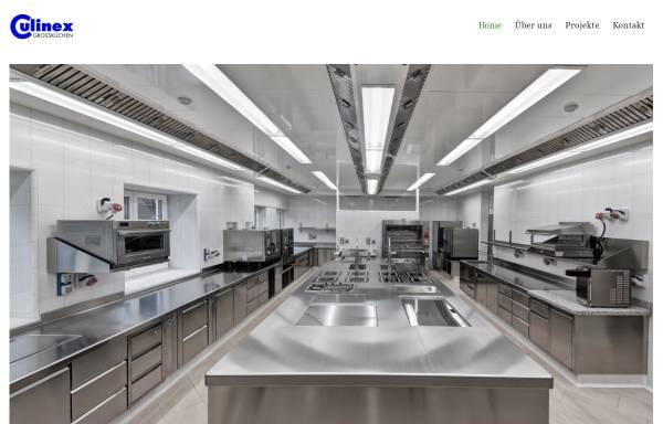 Vorschau von www.culinex.ch, Culinex AG