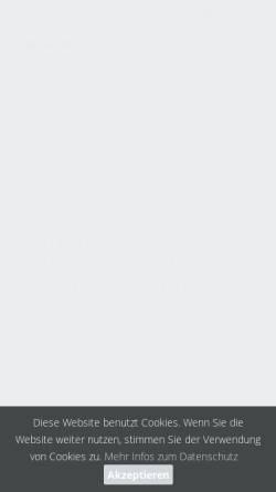 Vorschau der mobilen Webseite www.grosskuechen.de, Krefft Großküchentechnik GmbH