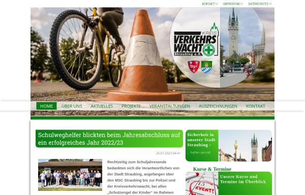 Vorschau von www.kreisverkehrswacht-straubing.de, Kreisverkehrswacht Straubing e. V.