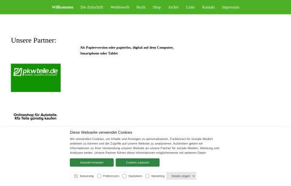 Vorschau von www.mobilundsicher.de, Mobil und sicher