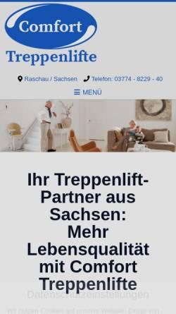 Vorschau der mobilen Webseite www.aqua-maxx.de, Aqua Maxx