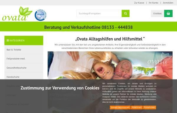 Vorschau von www.ovata.de, ovata - Joachim Zombori