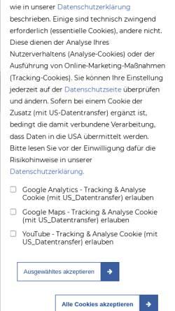 Vorschau der mobilen Webseite rehaform.de, Reha Team Berolina