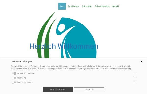 Vorschau von xn--sanittshaus-badzwischenahn-khc.de, Sanitätshaus Bad Zwischenahn GmbH