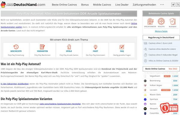 Vorschau von www.polyplay.de, Poly-Play