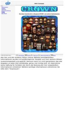 Vorschau der mobilen Webseite www.baersch-online.de, Wolf-R. Bärsch