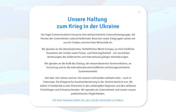 Vorschau von www.elektronikpraxis.vogel.de, Elektronikpraxis by Vogel Business Media GmbH & Co. KG
