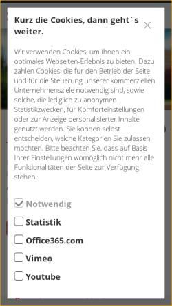 Vorschau der mobilen Webseite www.fachwirt-finanzberatung.de, Aus- und Weiterbildung für Finanzdienstleister