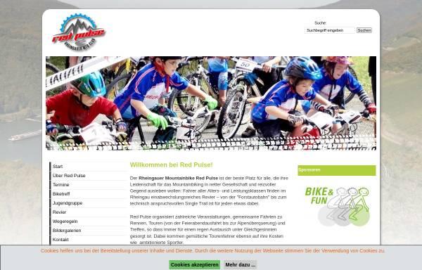 Vorschau von www.redpulse.de, Rheingauer Mountainbike Club Red Pulse e.V.