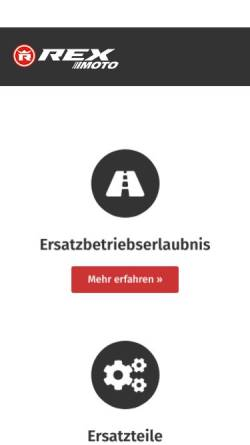 Vorschau der mobilen Webseite www.si-zweirad.de, SI-Zweirad-Vertriebs GmbH