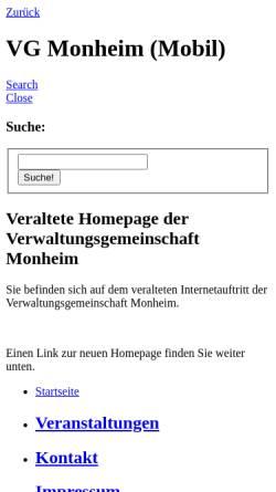 Vorschau der mobilen Webseite www.buchdorf.net, Buchdorf