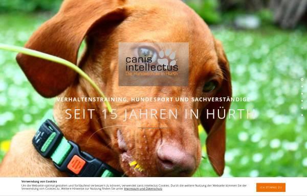 Vorschau von www.canis-intellectus.de, Canis intellectus