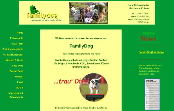Vorschau von www.familydog.de, Familydog