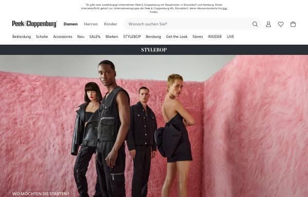 Vorschau von www.stylebop.com, Stylebop GmbH
