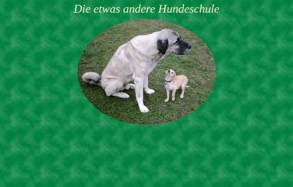 Vorschau von www.die-etwas-andere-hundeschule.de, Hundeschule Hartmut und Gabriele Gellrich