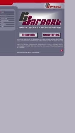 Vorschau der mobilen Webseite www.bardohl.de, Dipl.-jur. Björn Bardohl