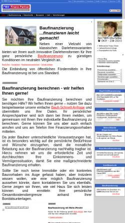 Vorschau der mobilen Webseite www.fmw-finanzberatung.de, FMW Finanzberatung GmbH