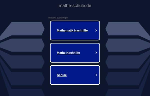 Vorschau von www.mathe-schule.de, Mathe-Physik-Info