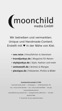 Vorschau der mobilen Webseite www.promotionbasis.de, Promotionbasis, moonchild media AG