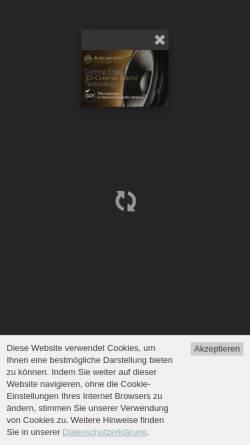 Vorschau der mobilen Webseite www.ascendo.de, Ascendo GmbH